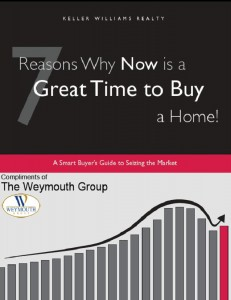 7 Reasons To Buy A Home